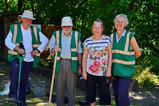 Some of our gardeners