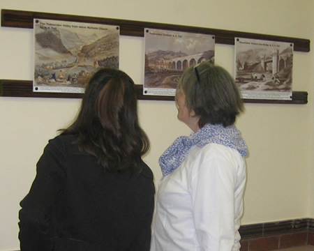Station Exhibition Sept 2009 photo 2